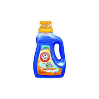 Arm and hammer ARM & HAMMER plus OxiClean Power Gel Laundry Detergent 55oz.