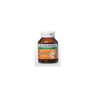 Blackmores Echinacea Forte 3000 Product of Thailand
