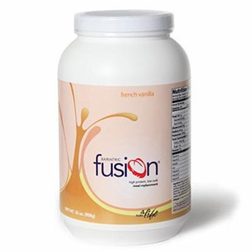 Bariatric Fusion Meal Replacement French Vanilla 32 oz. tub