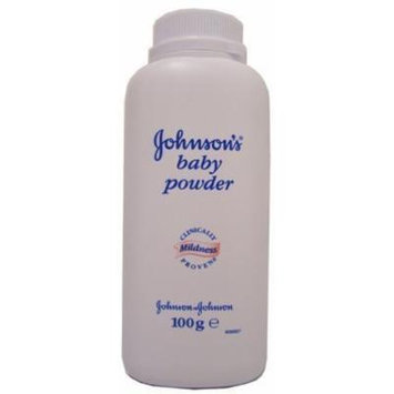 Johnsons Baby Powder 100g by Johnson & Johnson