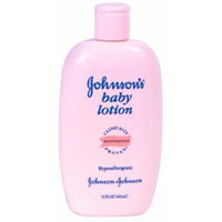 Johnson's Baby Lotion, 15-Ounce Bottles (Pack of 6)