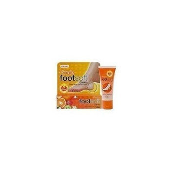Finale Foot Soft Cream Helps Improved Cracked Heels