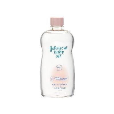 Johnson & Johnson Baby Oil 20 oz. (Pack of 6)