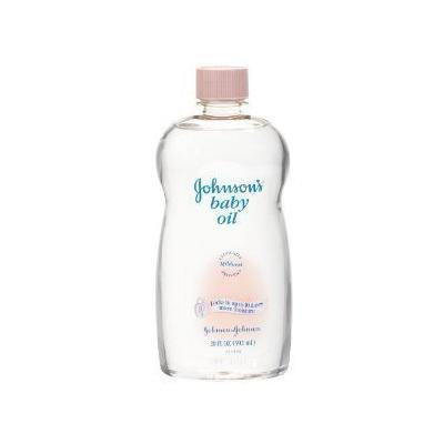 Johnson & Johnson Baby Oil 20 oz. (Pack of 6)