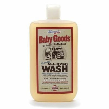 Mayron's Goods Baby Goods Gentle All Over Wash 8 oz (240 g)