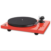 Music Hall MMF-2.2 LE Red Limited Edition Belt Drive Turntable