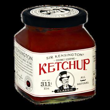 Sir Kensington Gourmet Scooping All Natural Classic Ketchup