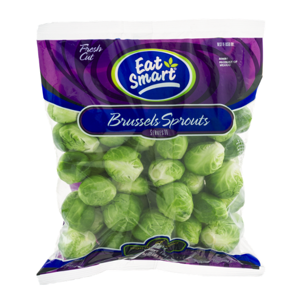 Eat Smart Brussels Sprouts