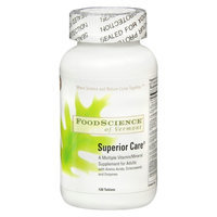 FoodScience of Vermont Superior Care Dietary Supplement Tablets