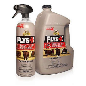 Absorbine Flys-X Ready To Use 1 Gallon Refill