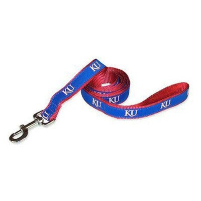 Sporty K9 Dog Leash - University of Kansas
