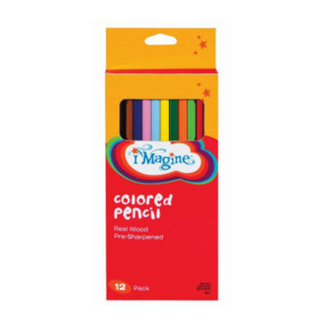 Imagine Colored Pencils, 12 ct