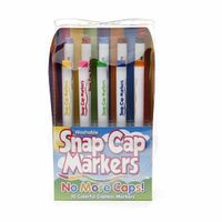 Snap Cap Markers Colorful Capless Markers