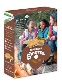 Little Brownie Bakers Girl Scout S'mores™ Cookies