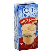 Rice Dream Rice Nog, 32 oz. Aseptic Package