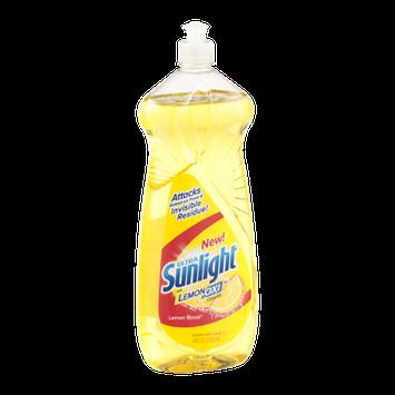 Sunlight Ultra with Lemon Oxi Complex Dishwashing Liquid