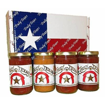 Pride of Texas Salsa & Queso Variety Gift Box - Truly Texas