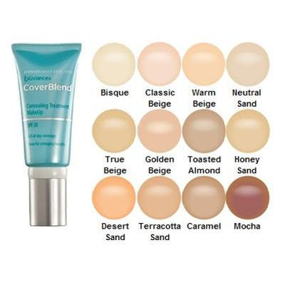 CoverBlend - Concealing Treatment Makeup SPF 20