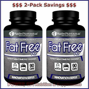 *2-PACK* Applied Nutriceuticals Fat Free PM (90 capsules)