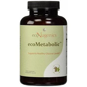 Econugenics Ecometabolic Capsules, 90 Count