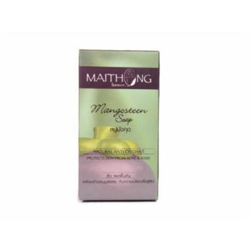 Maithong Herbal Mangosteen Soap Bar- 3.5oz