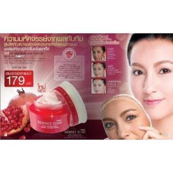 Mistine Radiance Elixir Pomegranate Ellagic Acid Face Whitening Lightening Cream Amazing of Thailand