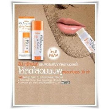 Mistine Vit E Lighting Lip Treatment SPF 30 PA++ Vitamin E (Pack of 2)