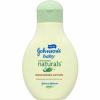 Johnson's® Baby Soothing Naturals Nourishing Lotion