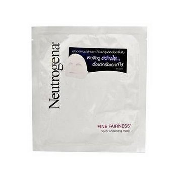 Neutrogena : Fine Fairness Deep Whitening Mask 1 Pcs.