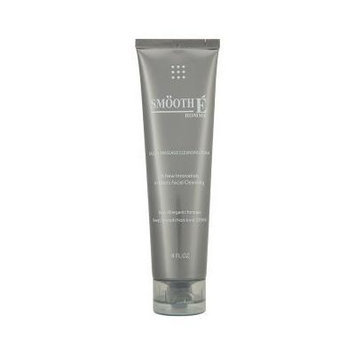 Smooth E Homme Facial Massage Cleansing Foam for Men 4.23 Oz.