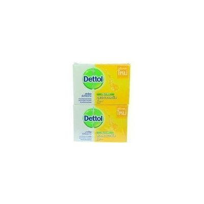 Dettol Soap Bar Fresh [Pack of 4].., Thailand