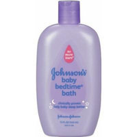 Johnson's Baby Bedtime Bath, 15 Ounce (Pack of 6)