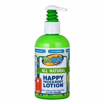 TruKid Happy Face & Body Lotion 8 fl oz (236.5 ml)