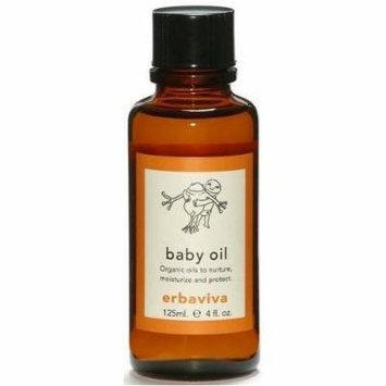 Erbaviva Baby Oil 125ml/4oz