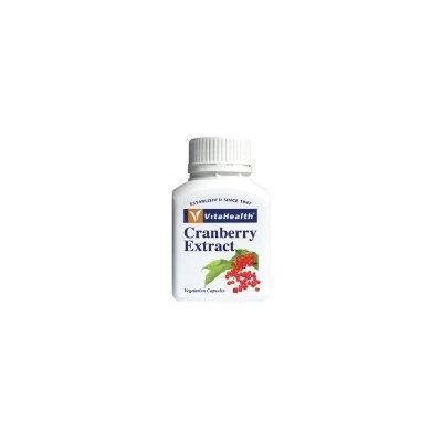 VitaHealth Cranberry Extract 60 tablets.