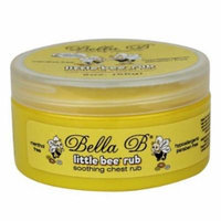 Bella B Little Bee Rub Soothing Chest Rub, 2 Oz