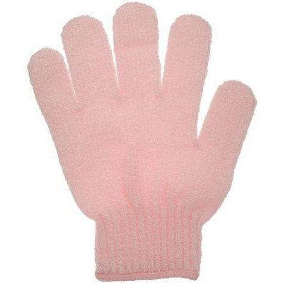 Bath Accessories Bathing Gloves Light Pink
