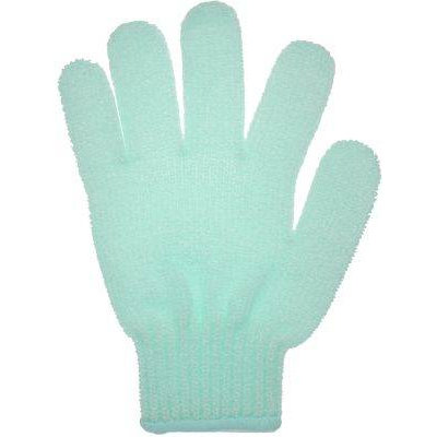 Bath Accessories Bathing Gloves Seafoam Green
