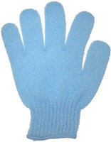 Bath Accessories Bathing Gloves Sky Blue