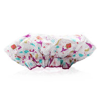 Spa Sister Bouffant Shower Cap World Traveler