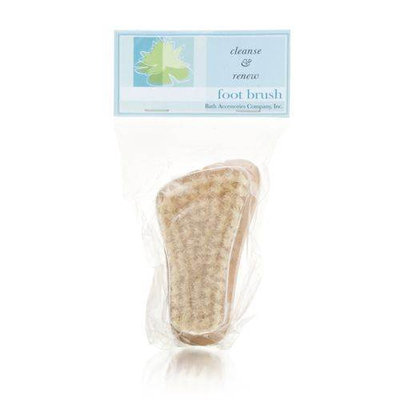 Fragrancenet Spa Accessories - Wooden Foot Brush For Unisex