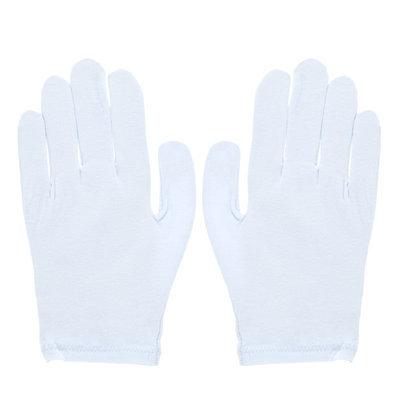 Spa Sister Moisture Enhancing Overnight Gloves, Blue