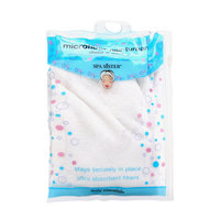 Spa Sister Microfiber Hair Turban