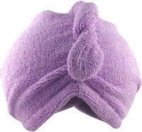 Spa Sister Microfiber White Hair Turban