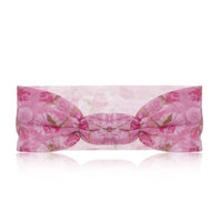 Spa Sister Georgette Hairband Doillie Pink