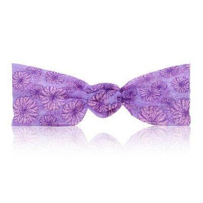 Spa Sister Georgette Hairband Purple Marigold