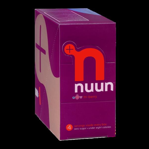 Nuun Water Enhancing Tablets Tri-Berry