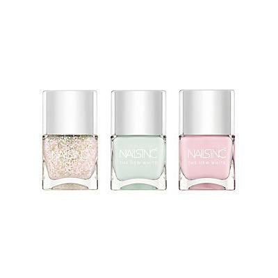 Nails inc Bottles In Bloom Collection - No Color