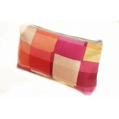 Clinique 2015 Spring Colorful Cosmetics Makeup Skincare Travel Bag