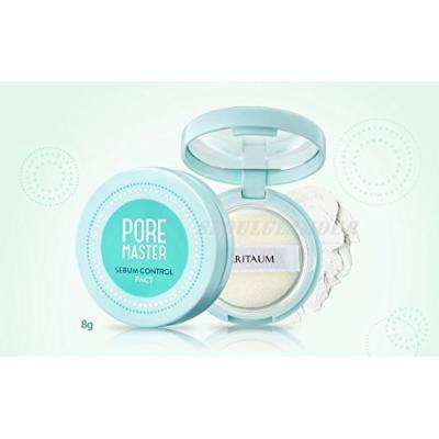 [ARITAUM]Pore Master Sebum Control Pact 8.5g(0.3oz) Korean Cosmetics, Korean Beauty, Kpop style